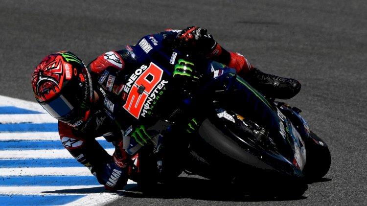 Fabio Quartararo Kukuh di Puncak Klasemen MotoGP 2021