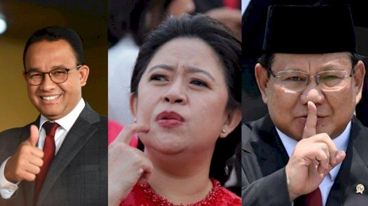 Bukan Prabowo, Politikus PDIP Usul Puan - Anies Baswedan di Pilpres 2024