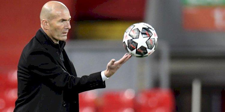 Ini Alasan Zidane soal Mundurnya dari Real Madrid