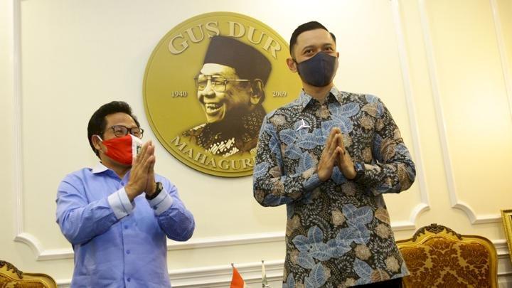PKB Wacanakan duet Muhaimin -AHY pada Pilpres 2024