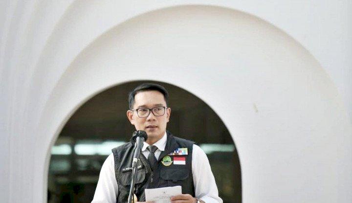 Ridwan Kamil Mulai Buka Komunikasi dengan Petinggi Parpol