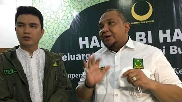 Jelang Pemilu 2024, Partai Bulan Bintang Rekrut Selebriti jadi Kader