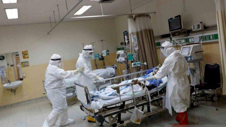 Okupansi Tempat Tidur Sudah Mencapai 79,9 Persen, Bandung Bersiap Masuk Kondisi Darurat