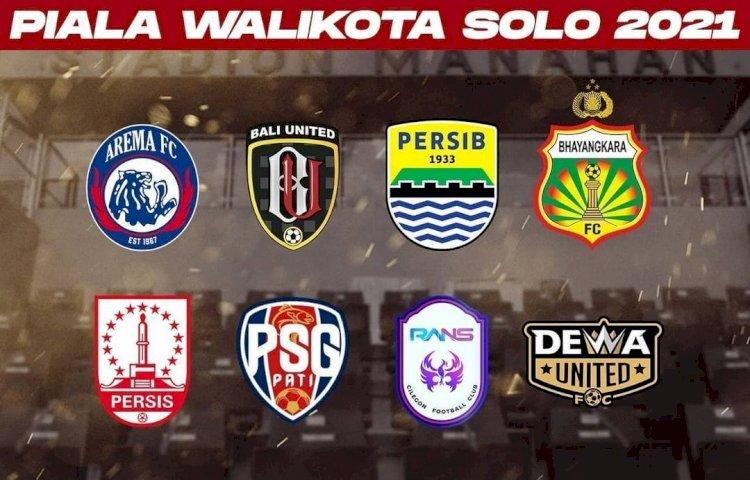 Persib Bandung Siap Ikut Serta Turnamen Piala Wali Kota Solo