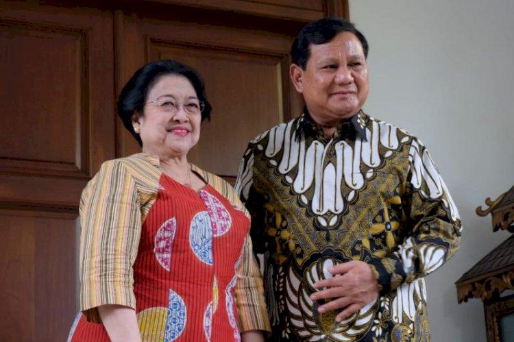Gerindra Sebut Siap Duetkan Kembali Mega-Prabowo di Pilpres 2024