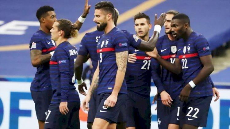 Laga Pemanasan Piala Eropa 2020: Prancis dan Spanyol Menang