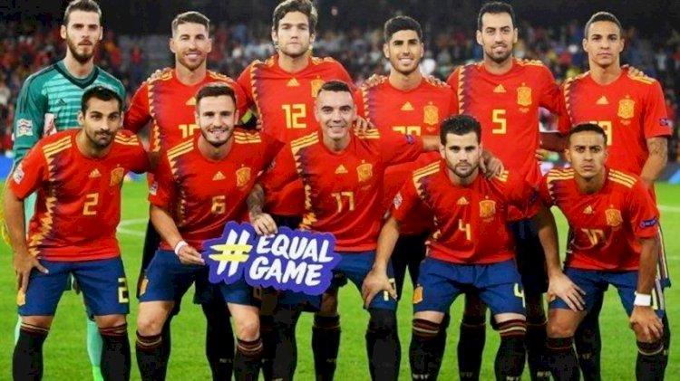 Timnas Spanyol Jalani Vaksinasi Covid-19 Jelang Euro 2020