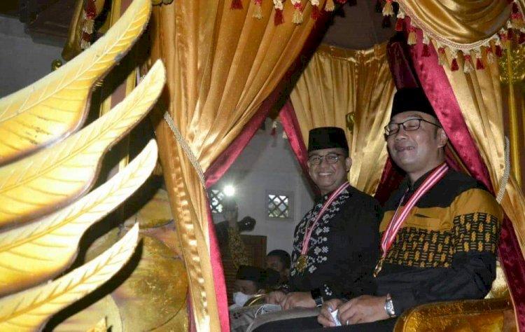 Duet Anies-Ridwan Kamil Berpeluang Didukung PKS