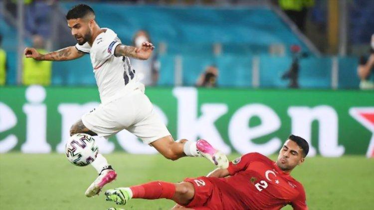 Laga Perdana Euro 2020: Italia Hajar Turki 3-0