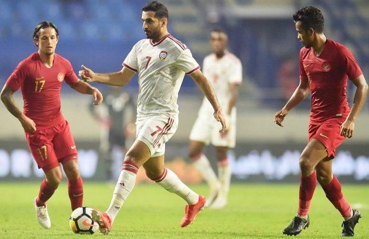 Kualifikasi Piala Dunia 2022: Indonesia Takluk 0-5 dari UEA