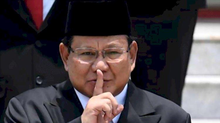 Elektabilitas Prabowo Masih Tertinggi di Antara Para Pemimpin Parpol untuk Pilpres 2024