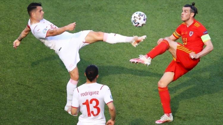 Wales dan Swiss Berbagi Satu Poin Usai Bermain Imbang 1-1