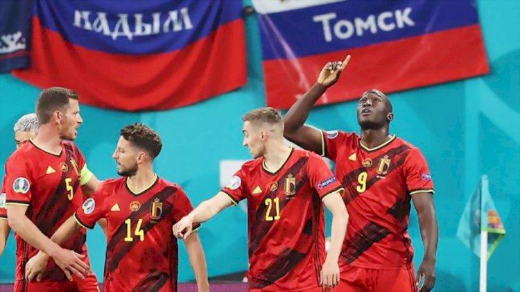 Belgia Tampil Perkasa Tekuk Rusia 3-0