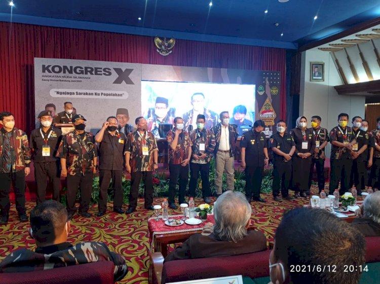 Noery Ispanji Firman Terpilih Kembali Jadi Ketua Umum AMS, Ridwan Kamil Jadi Ketua Dewan Pembina