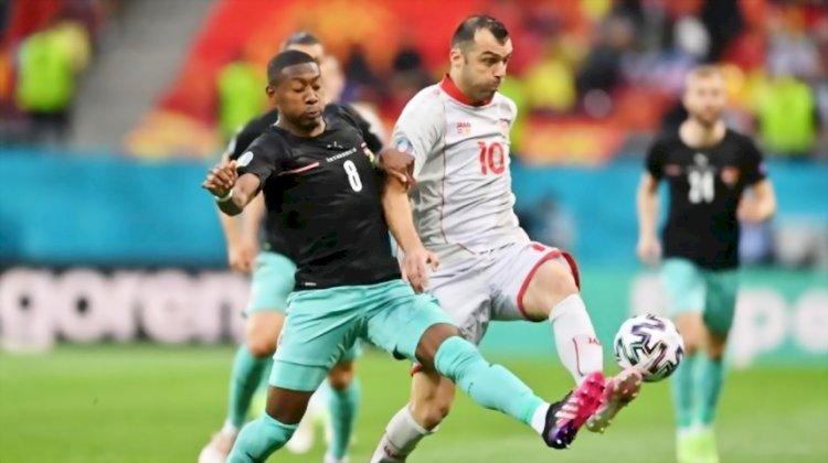 Kandaskan Makedonia Utara 3-1, Austria Sementara Puncaki Grup C