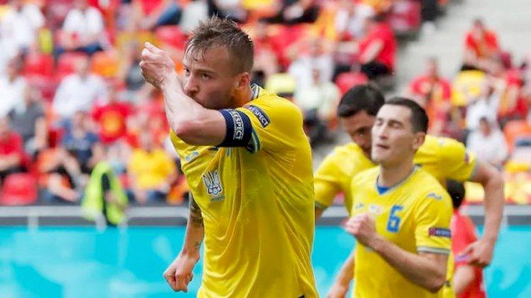 Ukraina Berhasil Raih Poin Penuh, Kalahkan Makedonia Utara 2-1