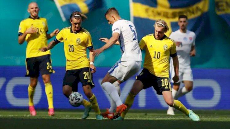 Swedia Jaga Peluang ke 16 Besar, Kalahkan Slovakia 1-0