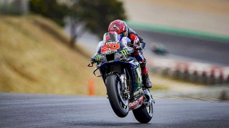 Misi Balas Dendam Quartararo  Atas Marquez di MotoGP Jerman