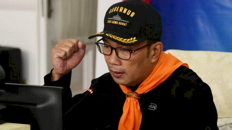 Ridwan Kamil Minta Wanadri Budayakan Aktivitas Alam Dalam Cegah Covid-19