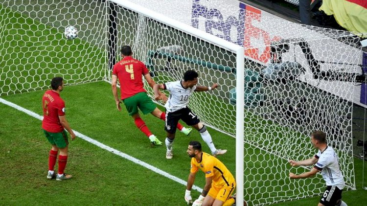 Kalahkan Portugal 4-2, Jerman Jaga Peluang  ke Babak Berikut