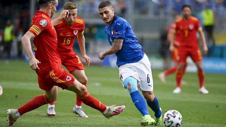 Meski Kalah 0-1 dari Italia, Wales Lolos ke Babak 16 Besar