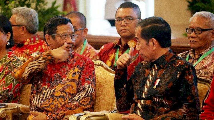 Wacana Jokowi 3 Periode, Mahfud MD: Maksimal 2 Periode Saja