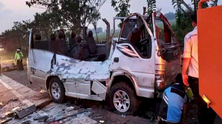 8 Orang Tewas dan 14 Luka-luka Akibat Kecelakaan di Tol Cipali