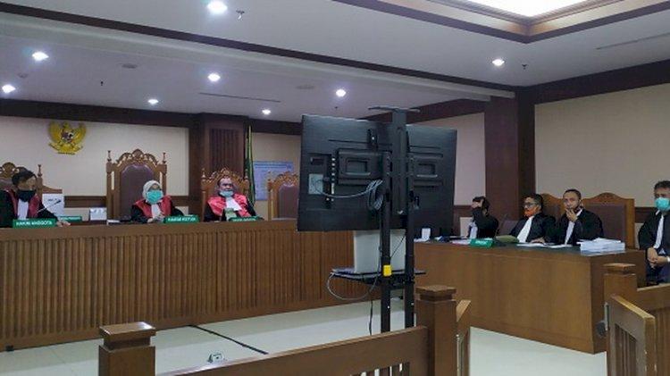 Wahyu Setiawan Merasa KPK Berlebihan dengan Mencabut Hak Politiknya Selama 4 Tahun