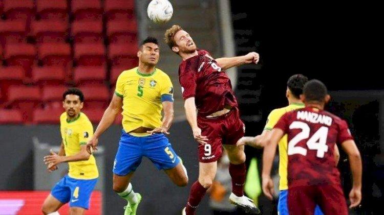 Hasil Copa America: Brazil Menang Dramatis 2-1 Atas Kolombia