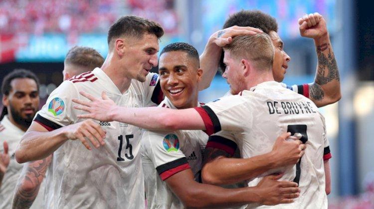 Jadwal 16 Besar: Portugal Bertemu Belgia, Inggris Ditantang Jerman