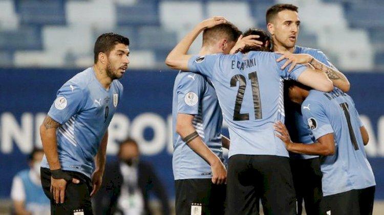 Hasil Copa America: Paraguay 2-0 Chili, Uruguay 2-0 Bolivia