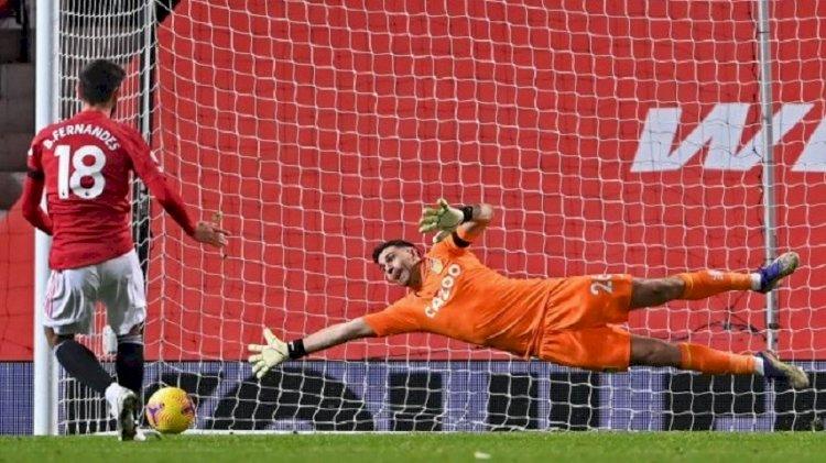 Kalahkan Aston Villa, Manchester United terus Tempel Liverpool