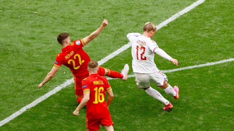 Denmark Pastikan Lolos ke 8 Besar, Hajar Wales 4-0