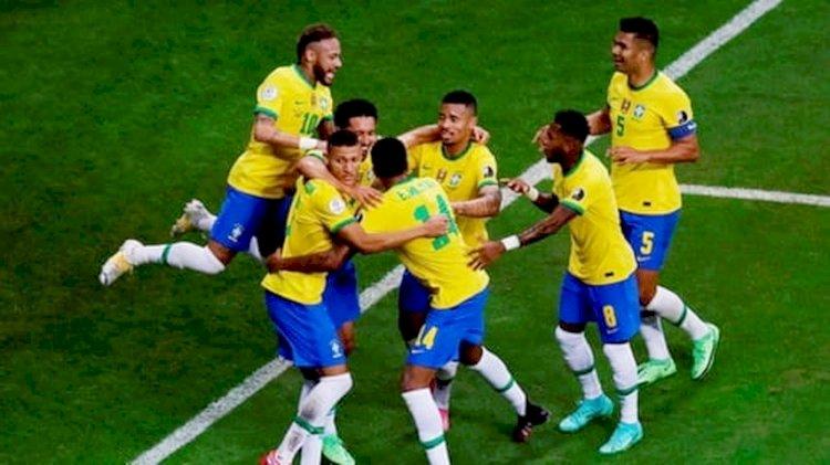Klasemen Copa America Usai Brasil Imbang Kontra Ekuador