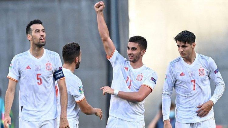 Spanyol Menang 5-3 Lawan Kroasia dalam Laga Sengit di Parken