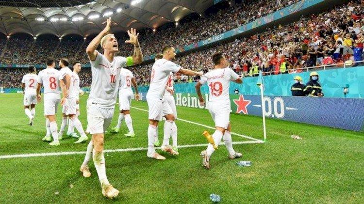 Ditentukan Lewat Adu Penalti, Swiss Gemilang Tumbangkan Prancis 5-4 (3-3)