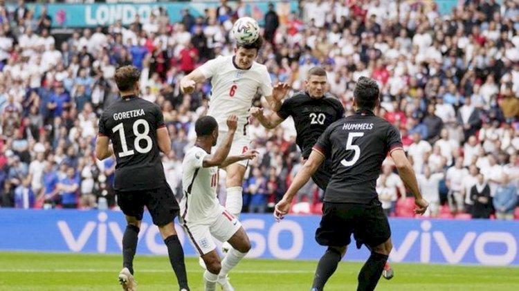 Inggris Melaju ke Perempat Final, Kalahkan Jerman 2-0