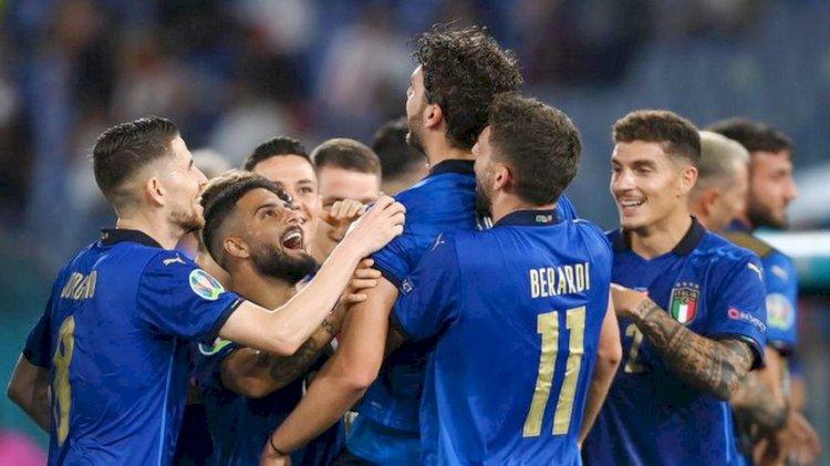 Jadwal Lengkap Babak Perempat Final Euro 2020