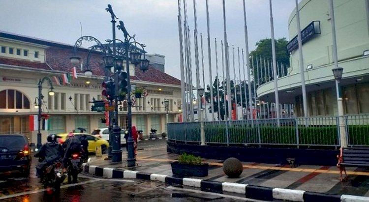 Prakiraan Cuaca di Bandung Hari Ini, Hujan pada Siang hingga Sore Hari