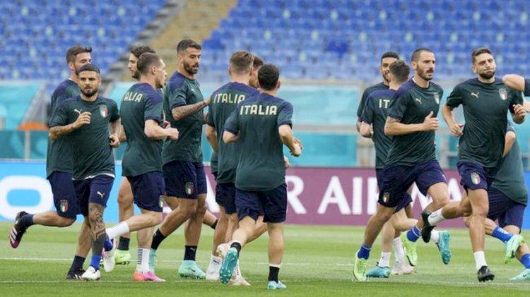 Jadwal Siaran Langsung dan Ulasan: Big Match Italia Vs Belgia