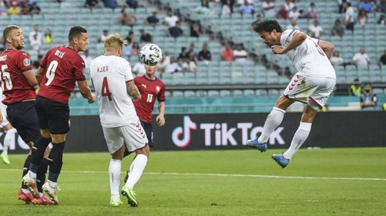Dinamit Denmark Pastikan ke Semi Final, Kalahkan Ceko 2-1