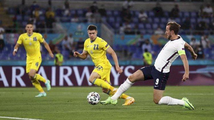 Inggris Melangkah Mulus ke Semi Final, Hajar Ukraina 4-0