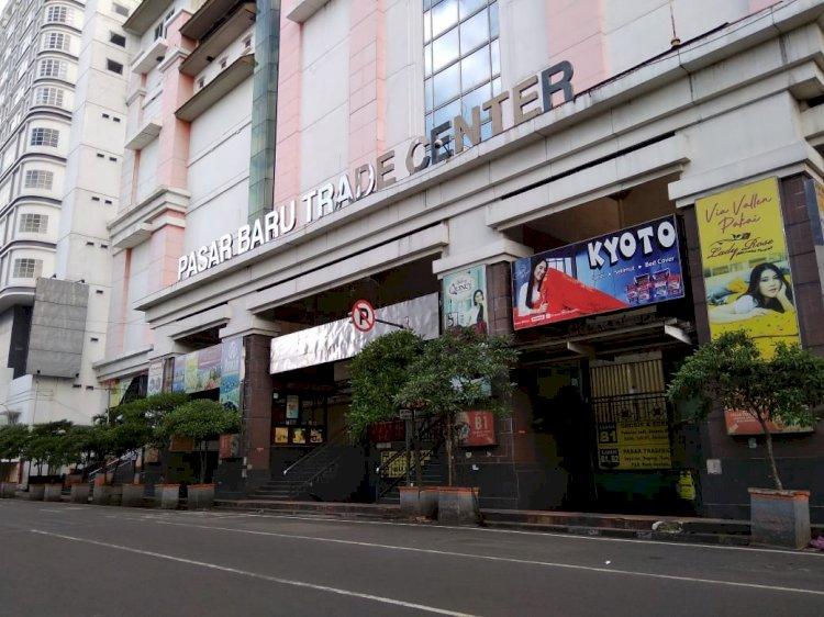Pasar Baru Bandung Tutup Selama PPKM Darurat, Pedagang Minta Kompensasi