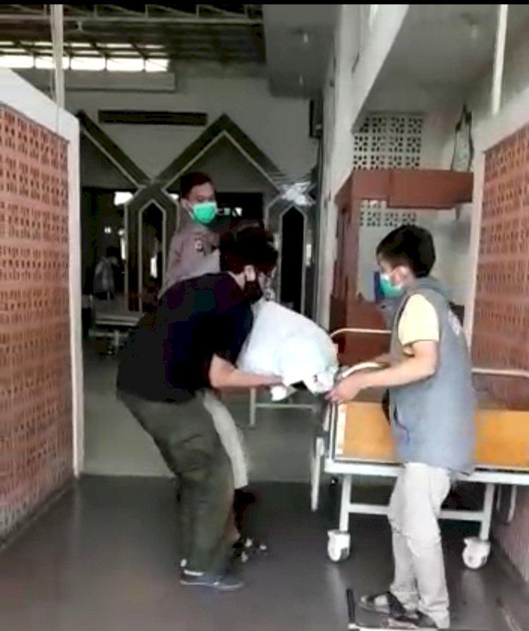 Kondisi Kolaps, RS Muhammadiyah Bandung Telantarkan Jenasah Korban Covid-19