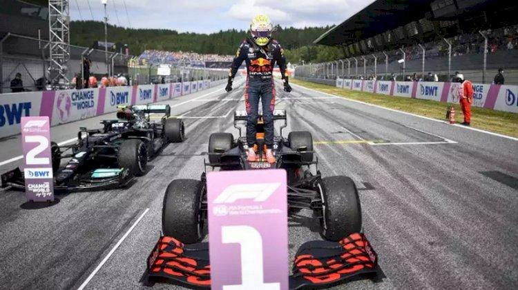 Juara di GP Austria, Max Verstappen Catat Kemenangan Ketiga Beruntun
