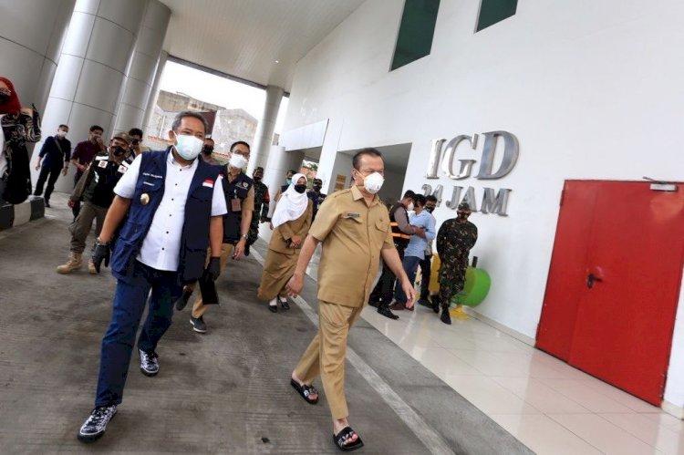 Keterbatasan Oksigen, Rawat Inap Pasien Non Covid-19 di RSKIA Bandung Dibatasi