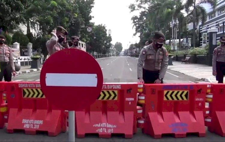 PPKM Darurat, Kapolrestabes Minta Warga Luar Tidak Datang Dulu ke Bandung
