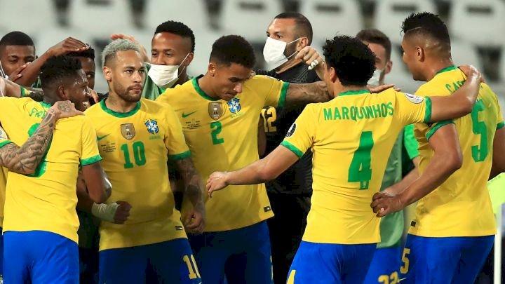 Brasil ke Final Copa America 2021, Kalahkan Peru 1-0