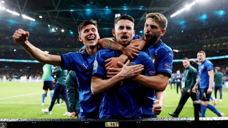 Singkirkan Spanyol 4-2 (1-1) Lewat Adu Penalti, Italia ke Final Euro 2020