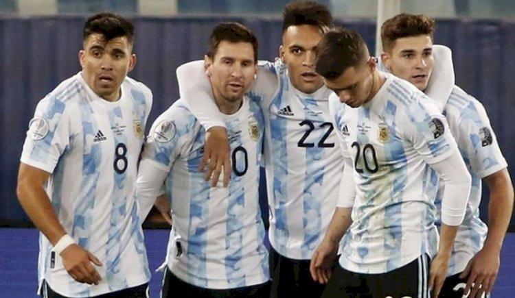 Final Ideal Copa America 2021: Brasil Vs Argentina
